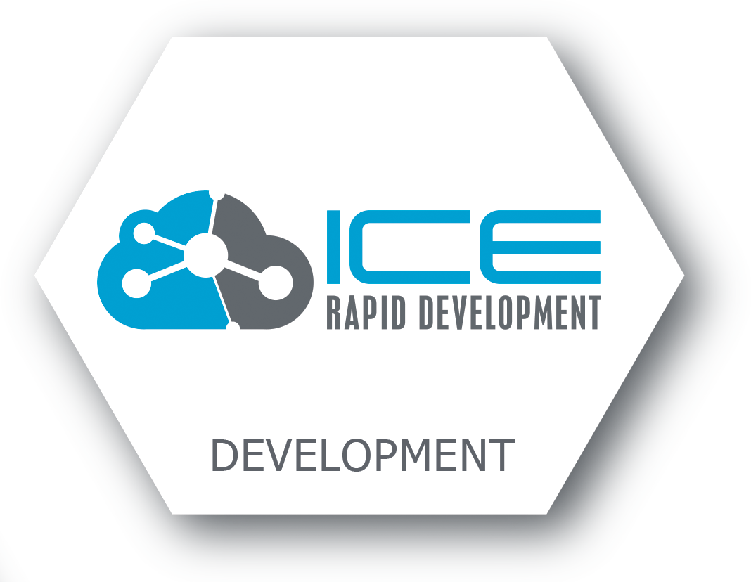 ICE Rapid Development logo