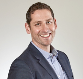 Portrait of Ian Richardson, co-founder of ICE Technology Services