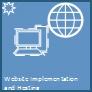 Website Implementation and Hosting