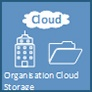 Document and Data Management for organization cloud storage