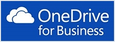 logo of OneDrive for business