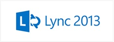logo of Microsoft Lync 2013