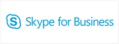 logo of Skype for business
