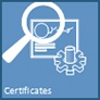 certificates - monitoring services