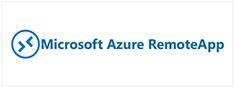 logo of Microsoft Azure RemoteApp