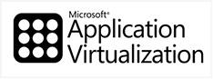 Microsoft application virtualization logo