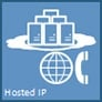 hosted IP telecommunications