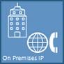 on premises IP telecommunications