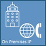 on premises IP telecommunications