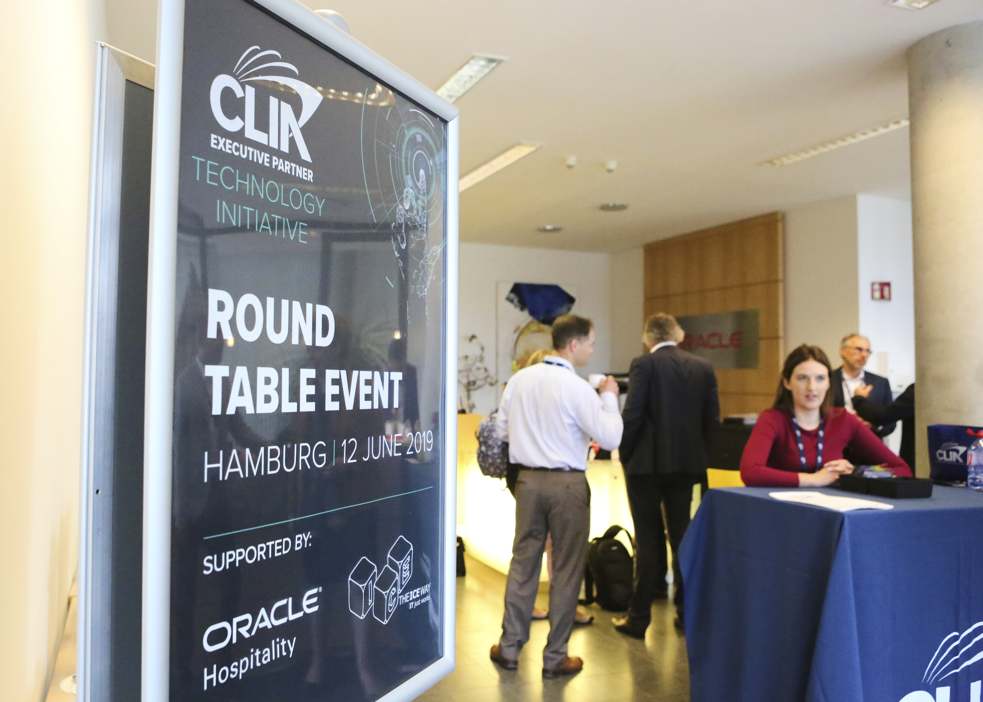 CLIA Executive Partner Technology Initiative Round Table Event