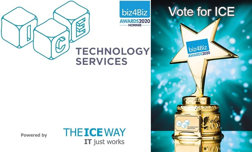 ICE Technology Services, double 2020 biz4Biz award nominee