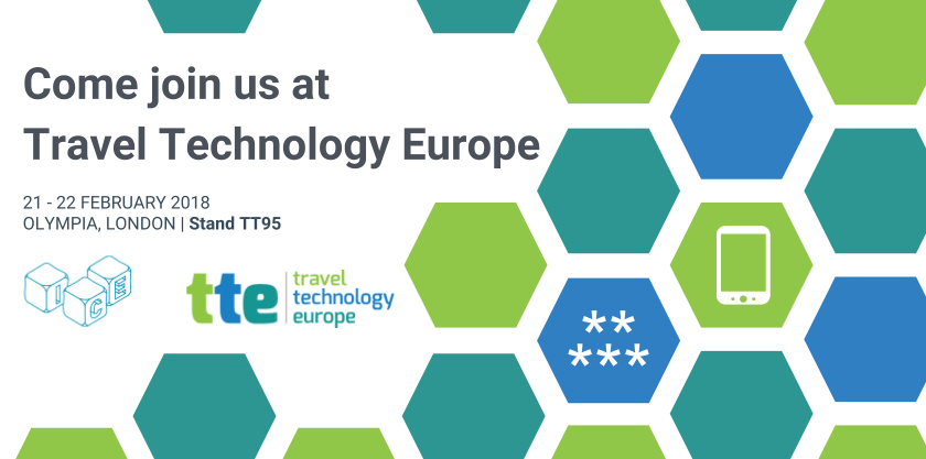 ICE Technology Services @ Travel Technology Europe 2018