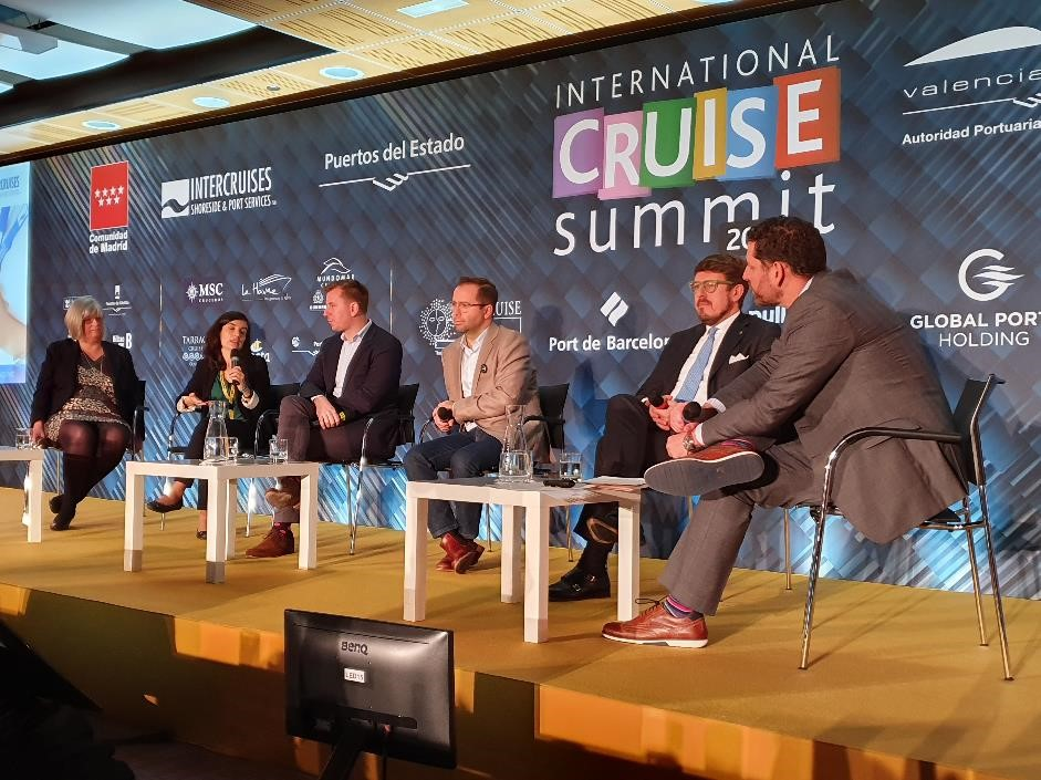 International Cruise Summit – Data Session