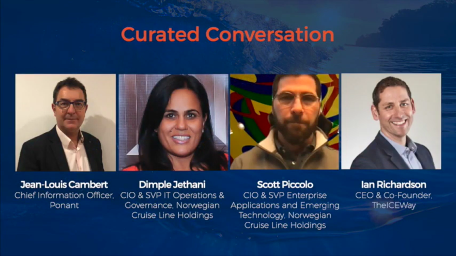Seatrade Cruise Talks: Post-COVID IT, Part 2