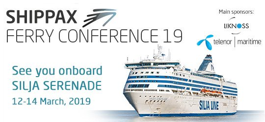 Shippax Ferry Conference 2019