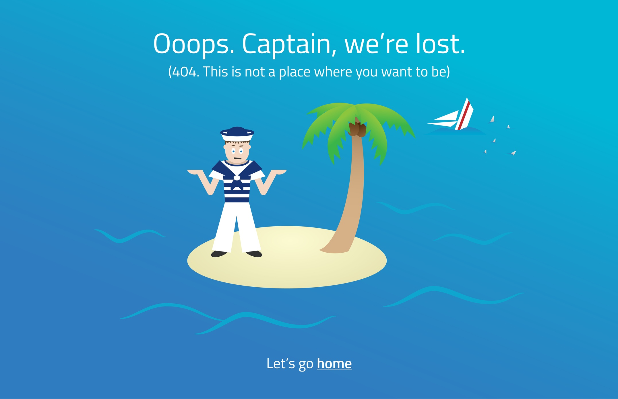 oop-captain-lost
