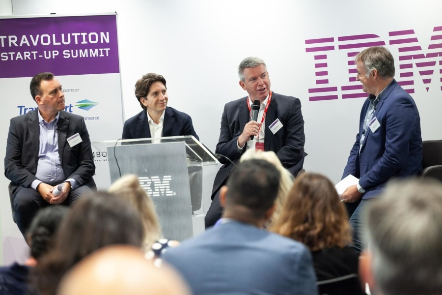 TRAVOLUTION Start-Up Summit
